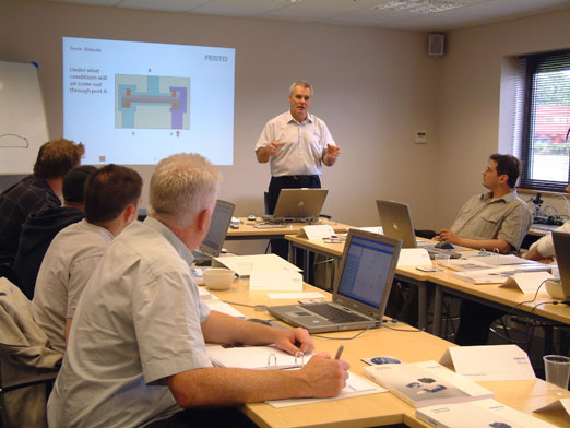 NEW Festo Course Organised for 2016