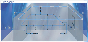 Transair Compressed Air Pipe Systems