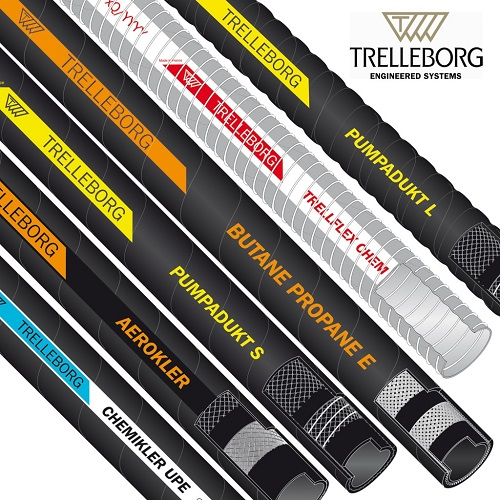 Kiowa in Partnership with Trelleborg at the Offshore Show