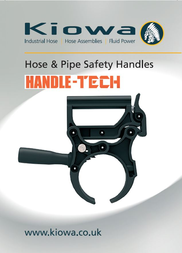 NEW Handle-Tech Hose & Pipe Safety Handles