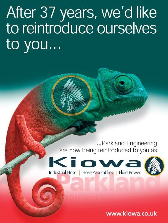 Parkland Engineering Ltd becoming Kiowa Ltd