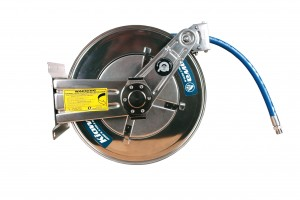 Kiowa Spring Rewind Slow Retraction Safety Series Reel.
