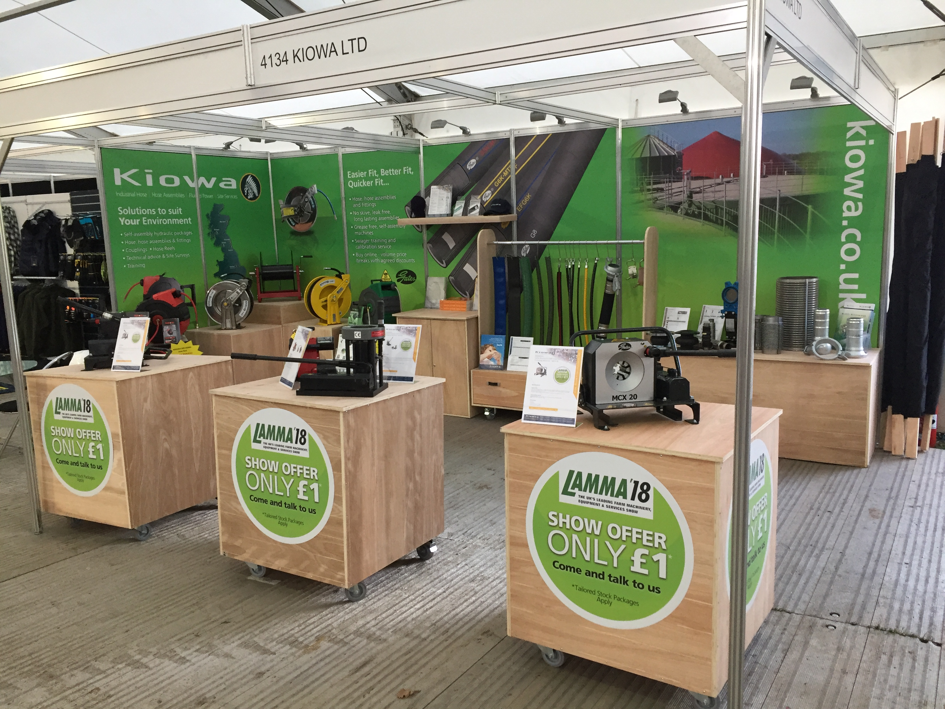LAMMA'18 – 18th & 19th January