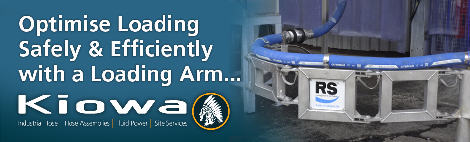Optimise Loading Safely & Efficiently with a Loading Arm