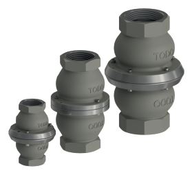 NEW TODO NGX Series Break-Away Couplings