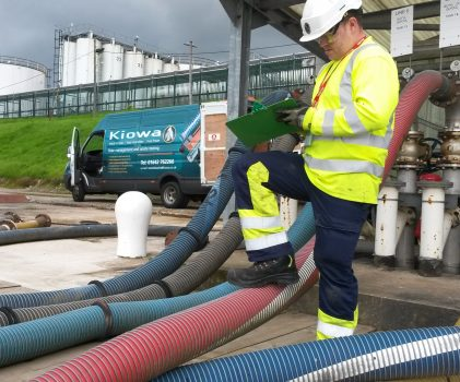 Kiowa's Hose Managment Services to be Featured at this Years FPS Expo