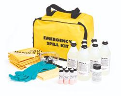 Be Prepared with Kiowa and Fosse – Formaldehyde Spill Kit